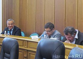 заседание гордумы, Екатеринбург, Перский, Тунгусов, Захаров|Фото: Накануне.RU