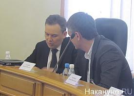 заседание гордумы, Екатеринбург, Хабибуллин, Гаранин|Фото: Накануне.RU