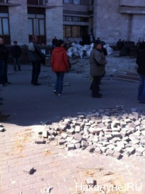 донецкая ога, баррикады|Фото: Накануне.RU
