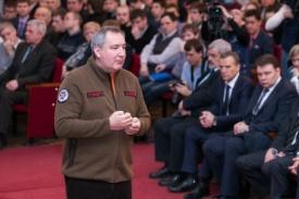 Дмитрий Рогозин|Фото: gubernator74.ru