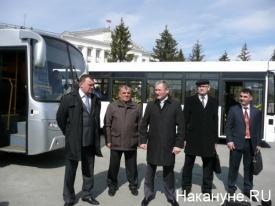 "газомоторный  автобус  ""КАВЗа"" Кокорин|Фото: Накануне.RU"