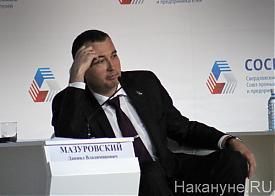 годовой отчет СОСПП, Мазуровский|Фото: Накануне.RU