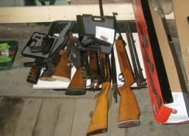 подпольная мастерская, оружие|Фото: ГУ МВД