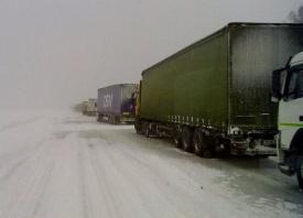 Пробка, трасса, Екатеринбург-Тюмень|Фото: ГУ МЧС