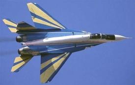 Миг-29с украинская авиация, украинский военный самолет|Фото: