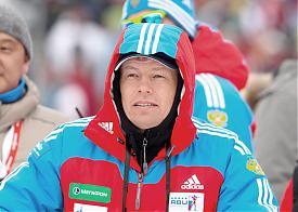 Виктор Майгуров, вице-президент Союза биатлонистов России|Фото: biathlonrus.com