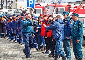 Последствия наводнения в Староуткинске, МЧС|Фото: alshevskix.livejournal.com