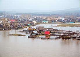 Последствия наводнения в Староуткинске|Фото: alshevskix.livejournal.com