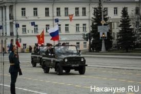 Парад победы, 9 мая, екатеринбург, день победы|Фото:Накануне.RU