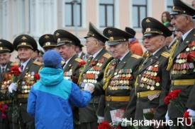 Парад победы, 9 мая, екатеринбург, день победы|Фото: Накануне.RU