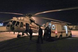 санавиация мчс, пострадавший|Фото: 66.mchs.gov.ru