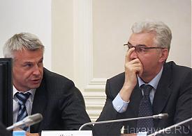 семинар по межнациональным отношениям полпредства, Якоб, Носов|Фото: Накануне.RU