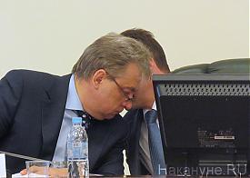 семинар по межнациональным отношениям полпредства, Холманских, Пономарев|Фото: Накануне.RU