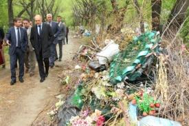 Давыдов кладбище Челябинск грязь|Фото: пресс-служба администрации Челябинска