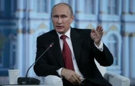 Путин на ПМЭФ-2014|Фото: ИТАР-ТАСС