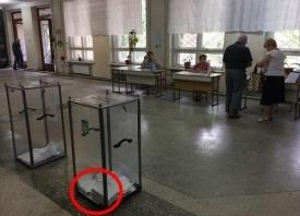 бюллетень, голосование, Украина, стопка|Фото: