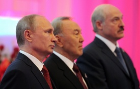 путин, лукашенко, назарбаев|Фото:ИТАР-ТАСС