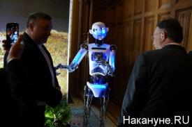 робот Фото: Накануне.RU