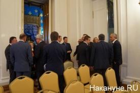 Презентация Свердловской области в Москве Фото: Накануне.RU