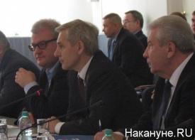 Орлов, Артюхов, Хохряков|Фото: Накануне.RU