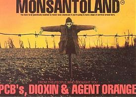 монсанто, гмо, агент оранж|Фото: