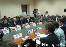 Холманских, Якушев, Комарова, Кобылкин|Фото: Накануне.RU