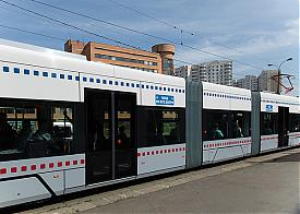 трамвай нового поколения, Москва|Фото: mosgortrans.ru