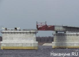 Мост, Надым, строительство|Фото: Накануне.RU