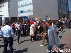 митинг, екатеринбург. 6.06 Фото: Накануне.RU