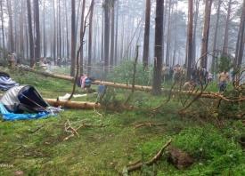ураган, ильменский фестиваль Фото: