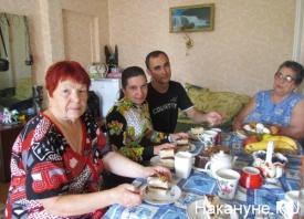 семья Непран, Любовь Чемакина|Фото: