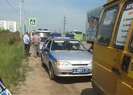 маршрутка, газель, маршрутные войны, полиция|Фото: Даутова Алла