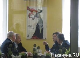 Куйвашев, Тетехин|Фото: Накануне.RU