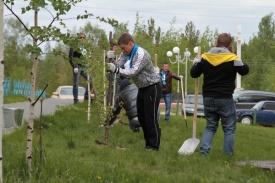 газпром трансгаз югорск, аллея|Фото: yugorsk-tr.gazprom.ru/