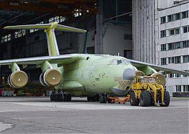 Ил-76МД-90А, Ил-476, самолет|Фото: ato.ru