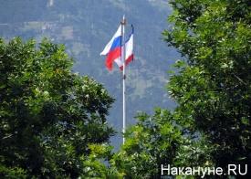 флаги россии и крыма|Фото: Накануне.ru