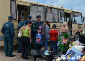 беженцы, лагерь, Севастополь|Фото: Накануне.RU