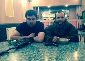 Мельников, Жучковский, ополчение, раненый|Фото: