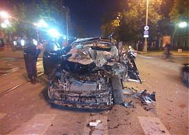 авария, ДТП, проспект Ленина Фото: ОАК