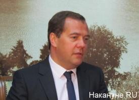 Медведев|Фото: Накануне.RU