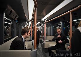 Иннопром, трамвай R1 Фото: Накануне.RU
