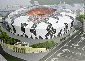 проект реконструкции центральный стадион|Фото: администрация Екатеринбурга