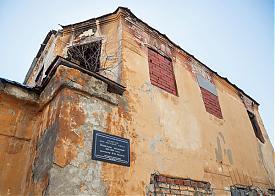 госпиталь Верх-Исетского завода, ДУМИ, памятник, культура, МУГИСО|Фото:alshevskix.livejournal.com