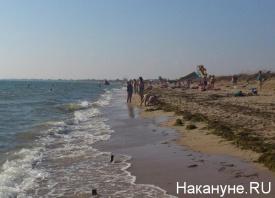 Крым, пляж, отдых|Фото: Накануне.RU