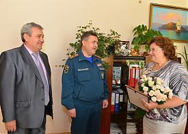 Глава администрации Ноябрьска Жанна Белоцкая|Фото: 89.mchs.gov.ru