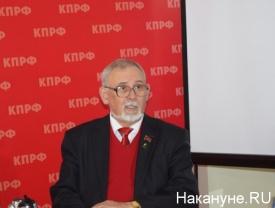 Василий Кислицын, депутат Курганской областной думы, КПРФ|Фото: Накануне.RU