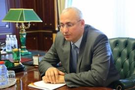 министр образования и науки Челябинской области Александр Кузнецов|Фото: gubernator74.ru
