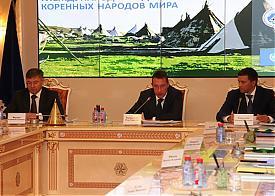 Владимир Якушев, Игорь Холманских, Дмитрий Кобылкин|Фото: правительство ЯНАО