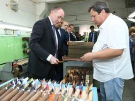 Дубровский оружие Златоуст|Фото: gubernator74.ru