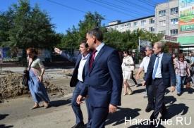 Курган улица Куйбышева Павел Кожевников Фото: Накануне.RU